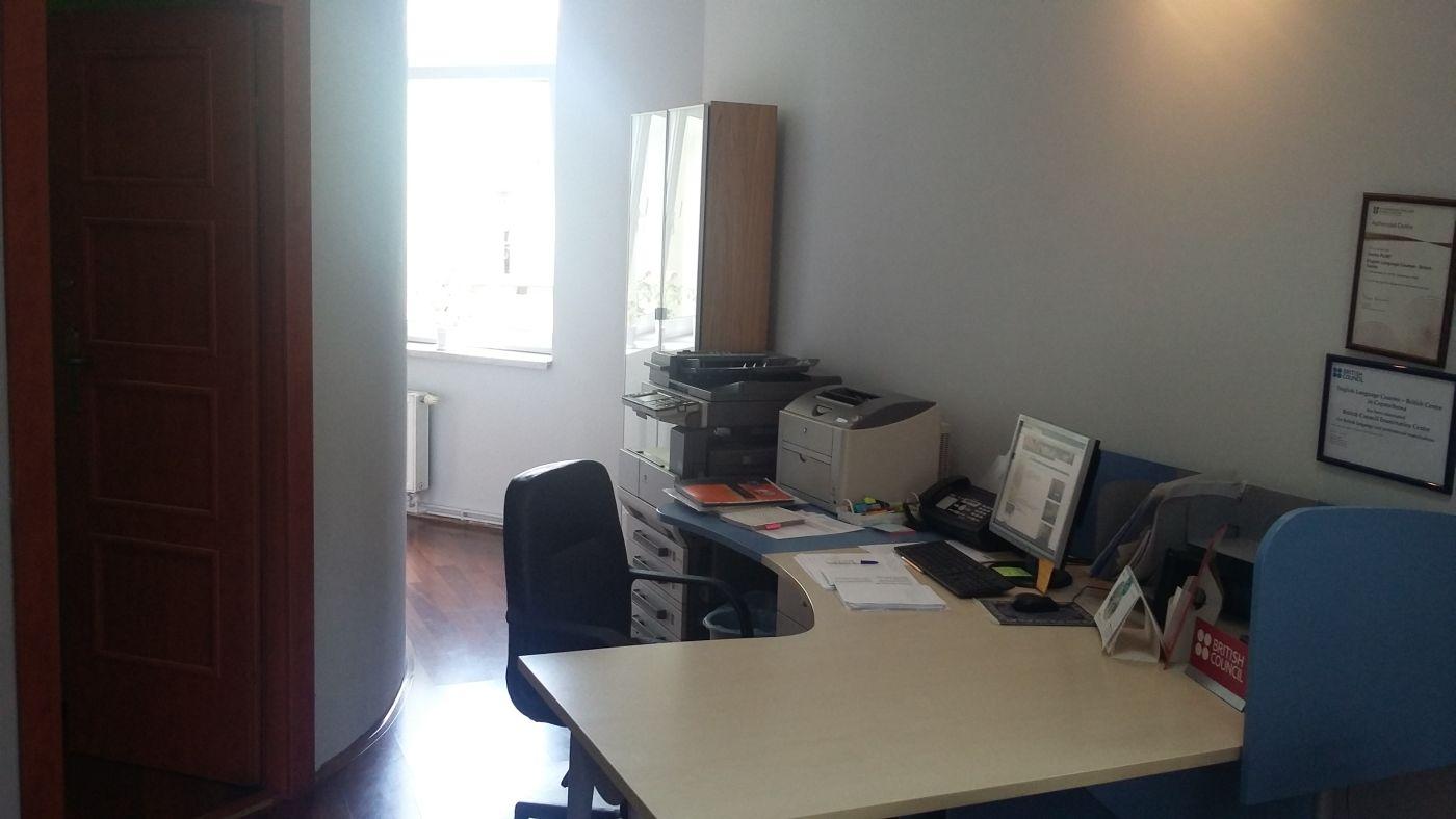 British Centre - nasze biuro